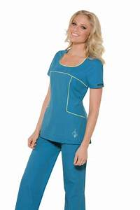Baby Phat Color Play Medical Scrubs