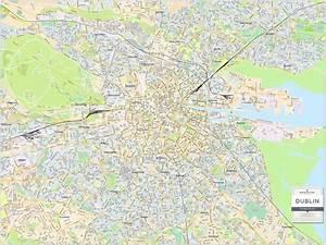 Dublin City Map