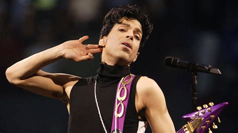 Off Stage, Prince Was A Passionate And Quirky Food Lover
