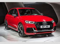 New Audi RS Q5 to raise the fast SUV bar Auto Express
