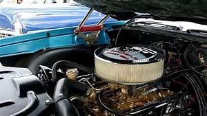 1972 Oldsmobile Cutlass Convertible Rocket 350 Engine