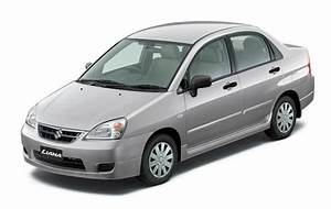 2007 Suzuki Liana  Rh Series  Car Service Repair Workshop