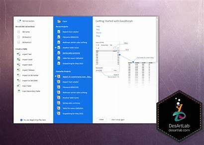 Desktop Ui Application App Inspiration Windows Easy