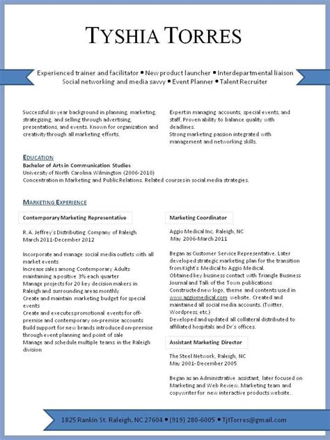 Experience In Marketing Resume by 39 Best Images About Project Management On Project Manager Resume Value Proposition