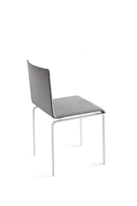 Sedie Per Soggiorno Design Sedia Dangla Una Sedia Rivestibile Per Il Soggiorno