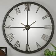 Wall Clocks Large by Contemporary Oversized Wall Clocks For Modern Interior Design KnowledgeBase