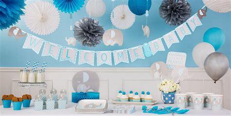 blue elephant baby shower decorations blue baby elephant baby shower decorations city