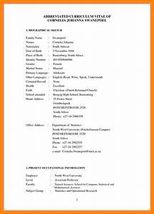 10 how to write cv form barber resume With how to write cv form