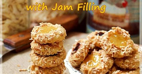 Thumbprint cookies belakang ini populer di media sosial. Blueberry Lemon Thumbprint Cookies with Cheese Super nagih | Resep | Resep, Makanan, Makanan minuman
