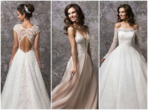 Amelia Sposa Wedding Dress Collection Fall 2018
