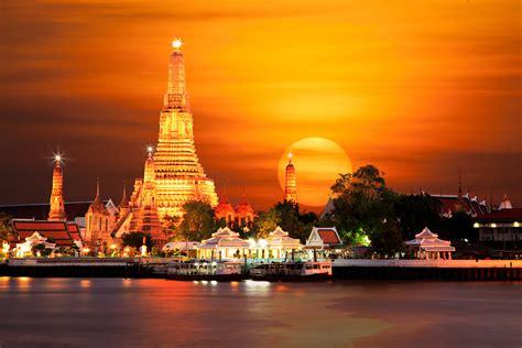 Wat Arun Bangkok Thailand Wallpaper Gallery Yopriceville