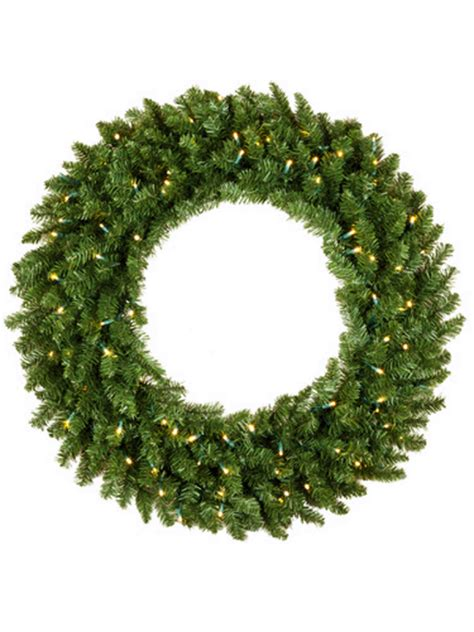 princess pine lighted commercial wreaths