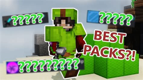 The Best Bedwars Texture Packs Youtube