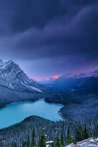 Peyto Lake Banff National Park