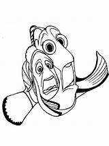 Nemo Finding Coloring Pages Printable Disney Colors Recommended Bright Choose Favorite Mycoloring sketch template
