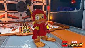 New Characters Revealed for LEGO Marvel Super Heroes 2 at ...