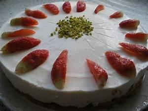 Torte Mit Erdbeeren : waldmeister frischk se torte mit erdbeeren rezept mit ~ Lizthompson.info Haus und Dekorationen