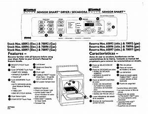 Kenmore Elite Washer And Dryer Owners Manual