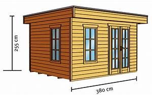 Holzhaus Günstig Kaufen : gartenhaus skanholz breda flachdach holzhaus mit fenster doppelt r gartenhaus aus holz ~ Orissabook.com Haus und Dekorationen