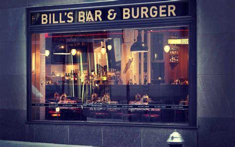 bills bar burger rockefeller center  york ny jobs