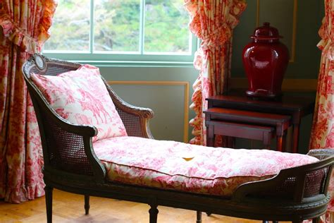 chaise boudoir tales of a madcap heiress a visit to the mount