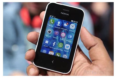 nokia asha 230 facebook download