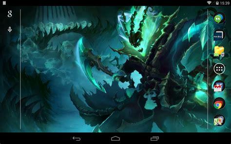 Amazon.com: Thresh League of Legends Live Wallpaper