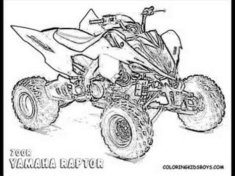 goggles for motocross coloringbuddymike atv coloring pages youtube