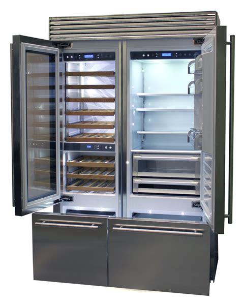 vrijstaande keukenkast smeg vrijstaande koelkast rf396rsixe product in beeld