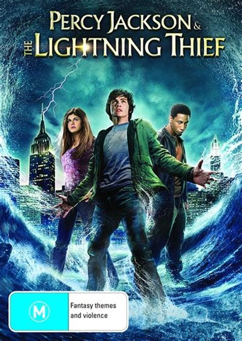 percy jackson and the lighting thief buy percy jackson and the lightning thief on dvd sanity