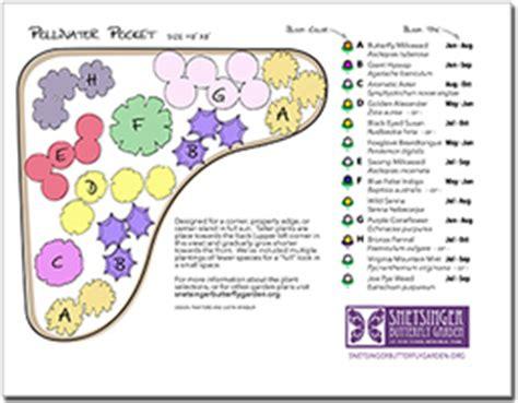 plant selection snetsinger butterfly garden