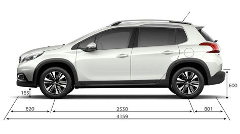 peugeot  suv technical information
