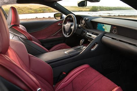 lexus lc interior 2018 lexus lc 500 named to 2017 wards 39 10 best interiors
