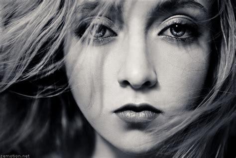 Black And White Female Portrait Showcase Tutorial9