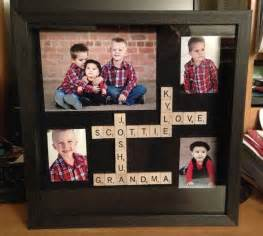 diy grandma gift for christmas bday or mother s day gift ideas pinterest 3d box frames