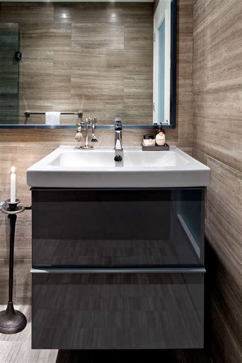 Modern Bathroom Ca by Condo Bathroom Designed By Toronto Interior Design