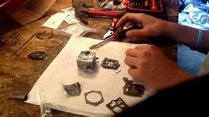 Homelite Xl 12 Sdc Carburetor Rebuild K10-sdc