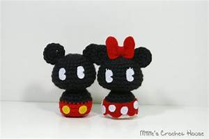 Mickey and Minnie Chibis by milliemouse579 on DeviantArt