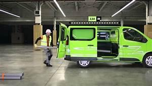 Nouveau Renault Trafic - Un Espace De Chargement  Encore Plus Pratique