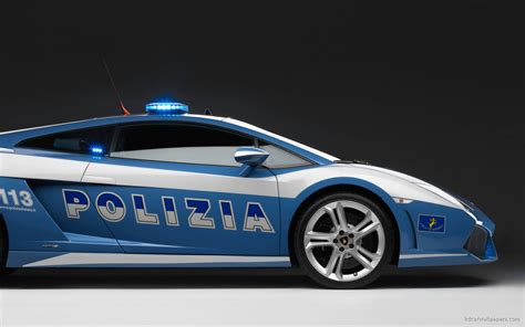 2009 Lamborghini Police Car Wallpaper  Hd Car Wallpapers