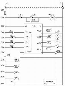 Electrical Plc Wiring Diagram On Counters In Ladder