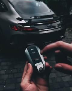 Mercedes Amg Gt R Concept Key Controls Air Suspension Via