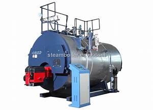 Industry oil boiler gas steam Boiler manufacturer water ...