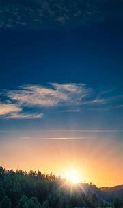 Sunrise Phone Wallpaper [1080x2340] - 038