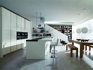 Cuisine de luxe moderne for Idee deco cuisine avec model de cuisine moderne