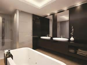 Home Interior And Design Beautiful Bathroom Interiors With Simple Application Home Interior And Design