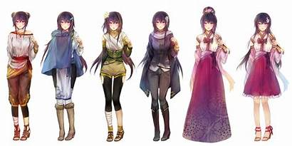 Clothing Festival Deviantart Anime Outfit Classy Google