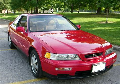 Acura Legend 6 Speed by 1994 Acura Legend L Sports Coupe 6 Speed Manual 69 800