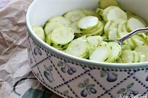 Artichaut Recette Simple : salade de courgettes crues comme des coeurs d 39 artichauts recette 5 mn chrono rose cook ~ Farleysfitness.com Idées de Décoration