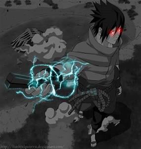 Gambar Sasuke Uchiha Wallpaper Keren HD